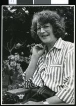 Image of Frances Glasby - Timaru Herald Photographs, Personalities Collection