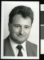 Image of Michael Glassel, Progressive Enterprises Limited - Timaru Herald Photographs, Personalities Collection