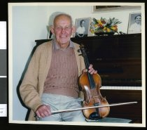 Image of Percy Glennie - Timaru Herald Photographs, Personalities Collection