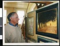 Image of Wally Glover - Timaru Herald Photographs, Personalities Collection