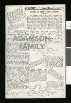 Image of Adamson Family - Adamson, Patrick