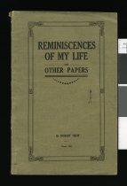 Image of Reminiscences of my life and other papers - Thew, Robert
