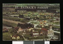 Image of St. Patrick's Parish Waimate, 1865-1965, the Sisters of St. Joseph of the Sacred Heart of Jesus, 1890-1965. -