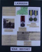 Image of [Langrish war history] - des