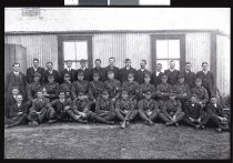 Image of Waimate volunteers for the Main Body, 1914 -