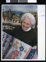 Image of Nora Garland - Timaru Herald Photographs, Personalities Collection