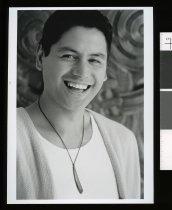 Image of Te Rangihau Gilbert - Timaru Herald Photographs, Personalities Collection