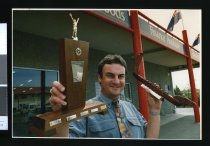 Image of Wayne Golightly - Timaru Herald Photographs, Personalities Collection