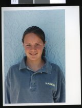 Image of South Canterbury Skier Alana Gould - Timaru Herald Photographs, Personalities Collection