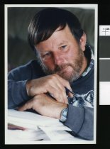 Image of Ian Gould  - Timaru Herald Photographs, Personalities Collection