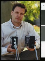 Image of Rich Gould of TeeJet Technologies - Timaru Herald Photographs, Personalities Collection