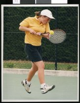 Image of Kate Gray, tennis player - Timaru Herald Photographs, Personalities Collection