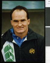 Image of John Gregan, rugby player - Timaru Herald Photographs, Personalities Collection