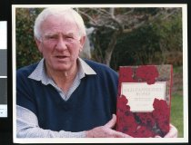 Image of Trevor Griffiths, rose grower - Timaru Herald Photographs, Personalities Collection