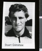 Image of Stuart Grimshaw - Timaru Herald Photographs, Personalities Collection