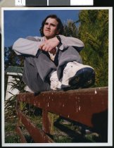 Image of Richard Grubb  - Timaru Herald Photographs, Personalities Collection