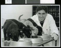 Image of Grant Guildford, veterinary researcher - Timaru Herald Photographs, Personalities Collection