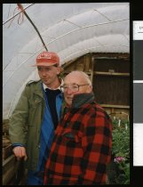 Image of Temuka Challenge Workshop Bill Cooper and Steve Gunn - Timaru Herald Photographs, Personalities Collection