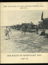 Image of The Royal New Zealand Air Force in South-East Asia, 1941-42 - Dean, H. R.