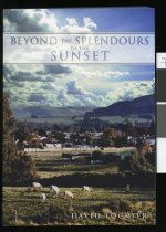 Image of Beyond the splendours of the sunset - to the one satisfying goal : a biography of Margaret Barnett Cruickshank, M. B., Ch. B., University of N.Z., 1897 - Lockyer, David R.
