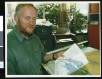 Image of Bob Hall, consultant - Timaru Herald Photographs, Personalities Collection