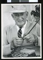 Image of Eric Hall - Timaru Herald Photographs, Personalities Collection