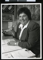 Image of Marg Hall, Plunket - Timaru Herald Photographs, Personalities Collection