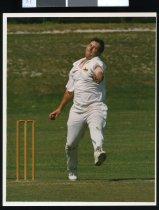Image of Leighton Hamilton, cricketer - Timaru Herald Photographs, Personalities Collection
