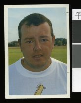 Image of Steve Hampson, cricketer - Timaru Herald Photographs, Personalities Collection