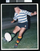 Image of Brett Hannan, rugby player - Timaru Herald Photographs, Personalities Collection