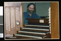 Image of John Hargraves, South Island Organ Company - Timaru Herald Photographs, Personalities Collection