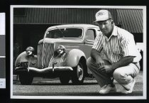 Image of Ray Harkness - Timaru Herald Photographs, Personalities Collection