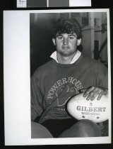 Image of Greg Harris - Timaru Herald Photographs, Personalities Collection
