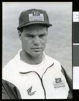 Image of Blair Hartland, cricketer - Timaru Herald Photographs, Personalities Collection