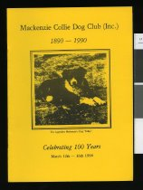 Image of Mackenzie collie dog club inc.