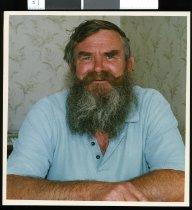 Image of Doug Hendrie, Geraldine Community Workshop chairman - Timaru Herald Photographs, Personalities Collection