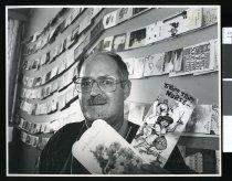 Image of Roger Herridge - Timaru Herald Photographs, Personalities Collection