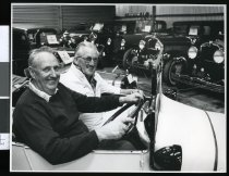 Image of Gordon King and Stuart Hatton - Timaru Herald Photographs, Personalities Collection