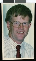 Image of Paul Hewitson, deputy chairman South Canterbury Rugby Union - Timaru Herald Photographs, Personalities Collection