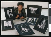 Image of Rosslyn Hood, photographer - Timaru Herald Photographs, Personalities Collection