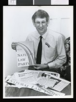 Image of Chris Horrel - Timaru Herald Photographs, Personalities Collection