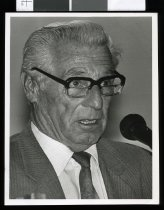 Image of Timaru District Mayor Archie Houstoun - Timaru Herald Photographs, Personalities Collection