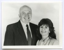 Image of Don and Lana Howell - Timaru Herald Photographs, Personalities Collection
