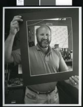 Image of Clive Humphrey  - Timaru Herald Photographs, Personalities Collection