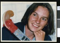 Image of Rebecca Hunter, hockey player - Timaru Herald Photographs, Personalities Collection
