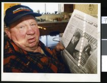Image of Max Husband - Timaru Herald Photographs, Personalities Collection