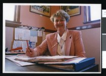 Image of Rowena Hutton - Timaru Herald Photographs, Personalities Collection