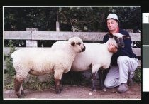Image of Donald Ingold, farmer - Timaru Herald Photographs, Personalities Collection