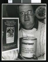 Image of Gordon Ireland - Timaru Herald Photographs, Personalities Collection