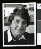 Image of Sylvia Irvine - Timaru Herald Photographs, Personalities Collection